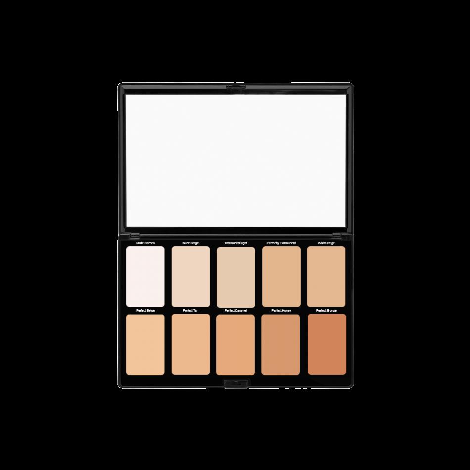 Face Powder Palette
