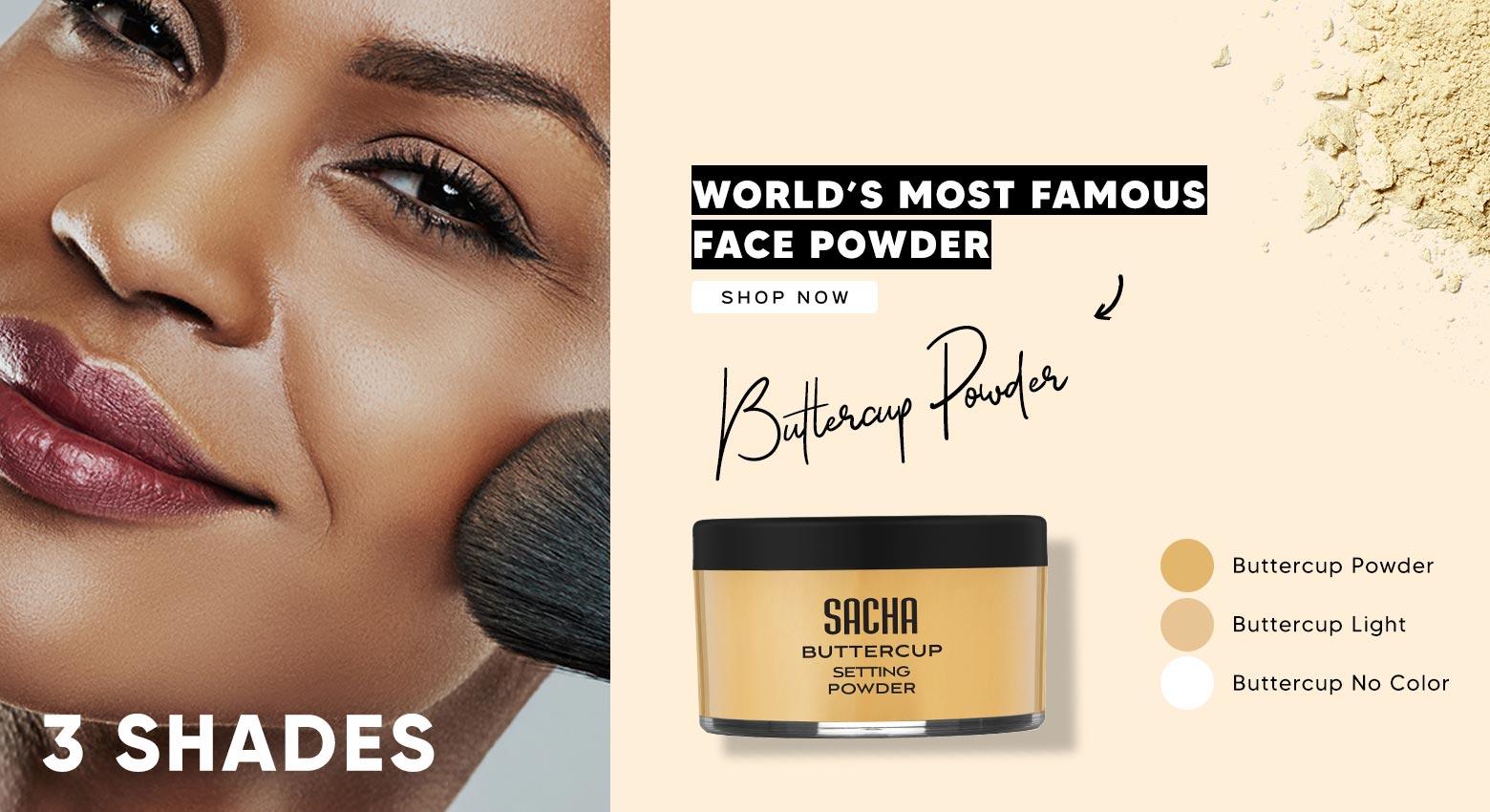 Sacha Cosmetics No Flashback